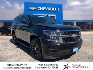 Used Chevrolet Tahoe Commerce Tx